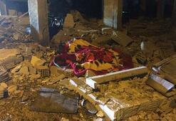 Son dakika... Hatayda iki katlı binada patlama