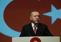 Son dakika... Cumhurbaşkanı Erdoğan böyle tanıttı: Köyümü bile gösteriyor