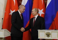 Son dakika: Görüşme sonrası Erdoğan ve Putinden ortak açıklama