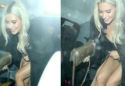 Megan Barton-Hansonın taksiyle imtihanı