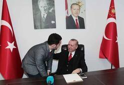 Büyük sürpriz Cumhurbaşkanı Erdoğan ailesinden istedi