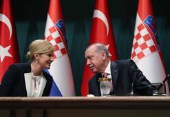 Cumhurbaşkanı Erdoğandan Münbiçteki saldırıyla ilgili açıklama
