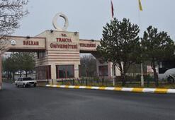 Trakya Üniversitesinde akademisyenlerin karşılıklı suçlamaları yargıya taşındı