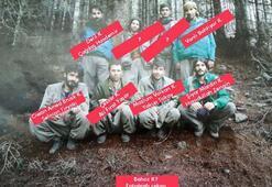 Son dakika: Karadenizde PKKya büyük darbe Hepsi öldürüldü