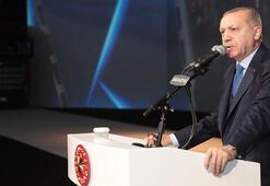Cumhurbaşkanı Erdoğandan Tank Palet Fabrikasıyla ilgili iddialara sert tepki