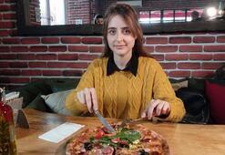 Böylesi görülmedi 24 ayar altınlı pizza...