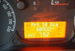 Adana buz kesti Termometre eksi 24 dereceye düştü