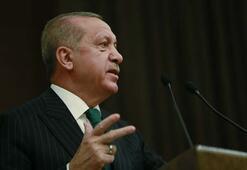Son dakika: Cumhurbaşkanı Erdoğan listeyi çıkarıp tek tek saydı
