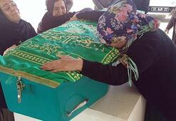 Babasının döverek öldürdüğü Mertcanın annesi: Bari Yasin'imi verin...