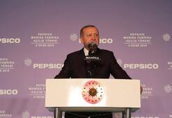 Cumhurbaşkanı Erdoğan: 2018 yılında en yüksek ihracatı gerçekleştirdik