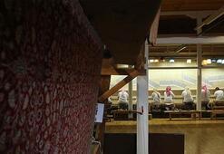 Basıldıkça güzelleşen halıların üretildiği fabrika: Hereke