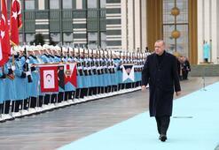 Erdoğan'dan Irak mesajı: İstikrar ve imar için katkıya hazırız