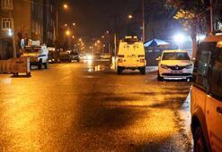 Diyarbakırda ilçe emniyet müdürlüğüne el yapımı patlayıcıyla  saldırı
