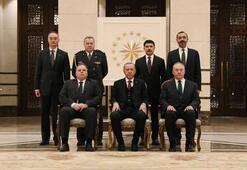Cumhurbaşkanı Erdoğan Hırvatistan Büyükelçisini kabul etti