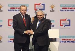 Son Dakika... AK Partinin İstanbul adayı Binali Yıldırım: Bu güzel şehre daha hizmet borcum var