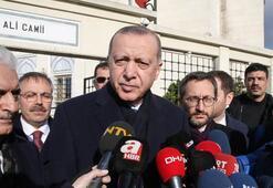 Son Dakika... Münbiçteki kirli ittifaka Cumhurbaşkanı Erdoğandan ilk tepki