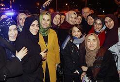 Cumhurbaşkanı Erdoğan öğrencilerle sohbet etti
