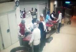 Son dakika: Üniversite yemekhanesinde korkunç görüntü