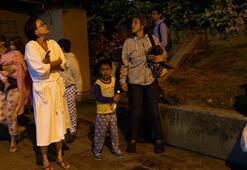 Son dakika... Venezuelada peş peşe depremler