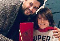 Serkan Çağrıya Yılın Babası ödülü