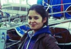 19 yaşındaki Aslıhanın hayatını kaybettiği kaza güvenlik kamerasında