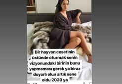 Didem Soydan ile Sinem Umaş, instagramda birbirine girdi