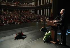 Son dakika... Cumhurbaşkanı Erdoğandan önemli mesajlar