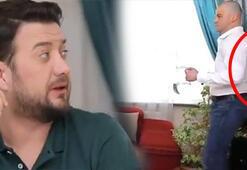 Murat Özdemirin görüntüsü olay yarattı: Neden çığlık çığlığa bu papağan