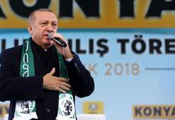 Cumhurbaşkanı Erdoğandan harekat mesajı: Her an başlayabiliriz