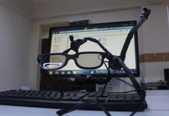 Lise öğrencileri, gözlüğe monte edilen mouse geliştirdi