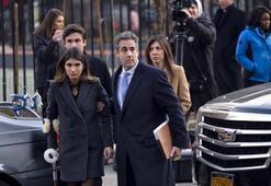 Son dakika | Trumpın eski avukatı Cohene 3 yıl hapis cezası