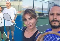 Loris Karius, Ece Sükan uğruna tenisçi oldu