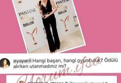 Pınar Altuğdan Altın Kelebek cevabı