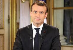 Son dakika Macron beklenen açıklamayı yaptı Fransada OHAL...
