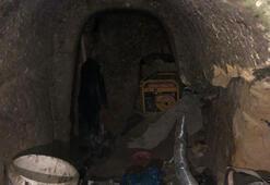 İstanbul Başakşehirde tarihi mağarada operasyon