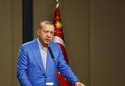 Son dakika: Cumhurbaşkanı Erdoğandan flaş açıklama İstanbul adayı...