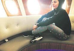 Meryem Uzerliden Dubai pozları