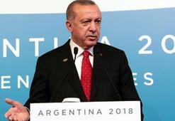 Son dakika | Cumhurbaşkanı Erdoğan: Fıratın doğusunu yakın zamanda kurtaracağız