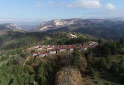 Hobi evleri köy arazisinin değerine değer kattı