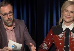 Nicole Kidman, Kanal Dye konuştu