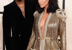 Kim Kardashiandan eşi Kanye Weste destek