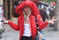 Aleyna Tilkinin kış modası