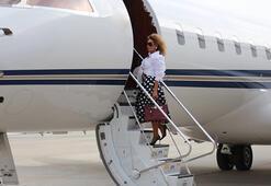 Uçak kiraladı