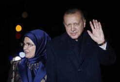 Cumhurbaşkanı Erdoğan ve Emine Erdoğan Orsay Müzesinde