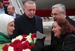 Cumhurbaşkanı Erdoğan Pariste