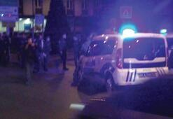 Bahçelivler'de silahlı kavga: 1i polis 3 yaralı