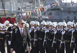 Cumhurbaşkanı Erdoğan: Denizlerdeki haydutlara da meydanı bırakmayız