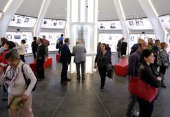 Karşıyakanın Kadına Saygı Müzesi açıldı