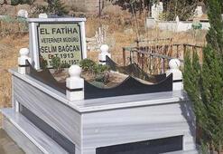Selda Bağcan babasının mezarlığını yeniletti