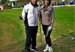 Esra Sönmezerin yeni tutkusu golf